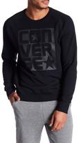 Converse Logo Graphic Sweatshirt