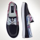Junior Sander Boat Shoe