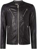 Replay Men's Leather Jacket