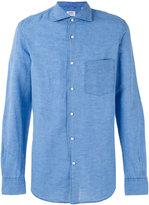 Aspesi plain shirt - men - Cotton/Linen/Flax - 39