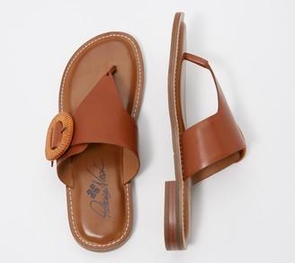Patricia Nash Leather Sandals - Fulvia