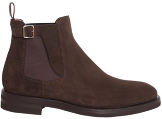 Henderson Suede Ankle Boots