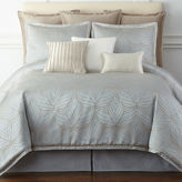 Liz Claiborne Belaire 4-pc. Jacquard Comforter Set