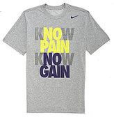 Nike Know Pain Know Gain Tee