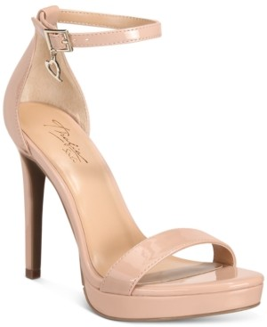 Thalia Sodi Lissy Platform Sandals, Created for Macy's Women's Shoes
