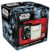 Star Wars Rogue One Death Trooper Heat Change Mug, Multi-Colour