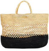 Vix Ibiza Straw Beach Bag