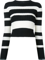Proenza Schouler striped sweater - women - Wool/Cashmere/Silk/Viscose - M