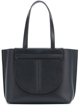 Tod's Pocket Medium leather shopper