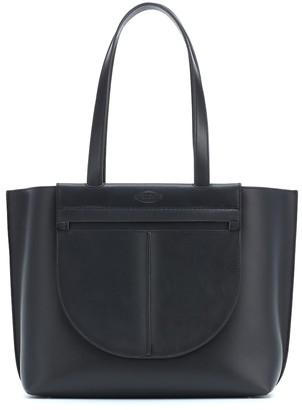 Tod's Pocket Medium leather shopper