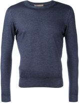 Cruciani knitted sweater - men - Silk/Cashmere - 44