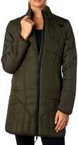 Fox Olive Quilted Sequence Jacket