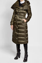 Burberry Quilted Down Coat with Hood
