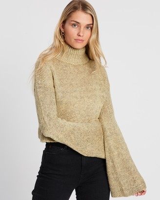 Atmos & Here Jess Bell Sleeve Knit
