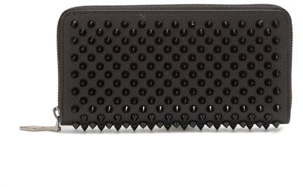 315bf6a0801 Panettone Spike Embellished Leather Wallet - Womens - Black