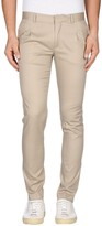 Grey Daniele Alessandrini Casual pants - Item 36938689