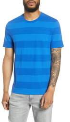 BOSS Tiburt 116 Stripe T-Shirt