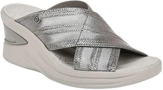 Bzees BZees Open Toe Slide Sandals - Vista