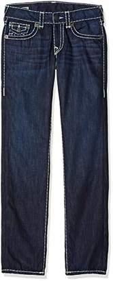 True Religion Men's Geno Super T Slim|#573 Slim Jeans,W34/L34