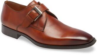 Magnanni Hiro Monk Strap Shoe