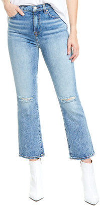 Seven For All Mankind 7 For All Mankind Ventura Ave High-Waist Slim Kick Jean