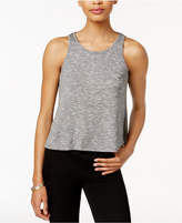 Bar III Marled Tank Top, Created for Macy's