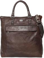 Dolce & Gabbana Washed Leather Shopping