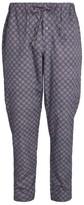 Hanro Tile-Print Pyjama Bottoms