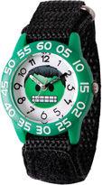 Marvel Emoji Boys Black Strap Watch-Wma000074