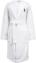 Ralph Lauren Home Player Bathrobe