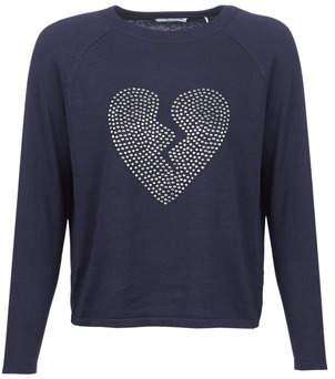 Esprit VIOLON women's Sweater in Blue