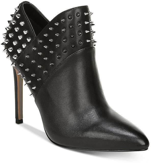 3a8a9d24cf5 Women's Wally Studded Leather Booties
