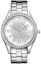 JBW Women's J6303A Analog Display Japanese Quartz Silver Watch