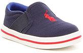 Polo Ralph Lauren Boys' Halden Sneakers