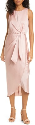 Ted Baker Keyhole Sleeveless Dress