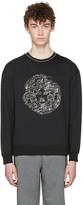 Versace Black Medusa Pullover