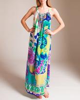 Camilla El Jardin Drawstring Dress