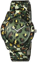 GUESS Women's U0425L2 Safari-Inspired Sport Watch