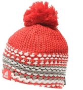 adidas Kids Chunky Beanie Hat Juniors Snow Winter Warm Accessories