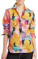 Lauren Ralph Lauren Floral Button-Down Shirt