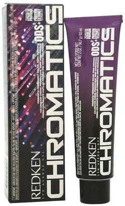 Redken Unisex 2Oz #4Rr Red Natural Chromatics Prismatic Hair Color