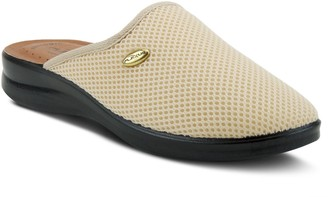 Spring Step Flexus by Fabric Slippers - Scuff