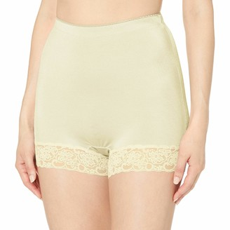 Ahh By Rhonda Shear Women's Lace Trim Panty