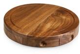 Picnic Time Acacia Cheese Board Set