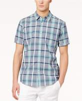 American Rag Men's Theo Plaid Shirt, Created for Macy's