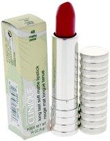 Clinique No. 48 Long Last Soft Petal Matte Lipstick for Women, 0.14 Ounce