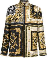 Versace barocco shirt - men - Silk - 41