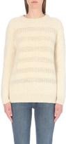 MiH Jeans Dryden alpaca-blend knitted jumper
