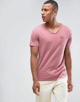 Produkt T-shirt With Pocket Tape Detail