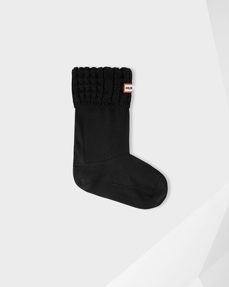Hunter Original Waffle Roped Short Boot Socks